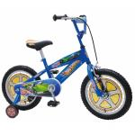 Bicicleta Stamp Hot Wheels 16