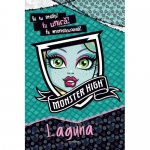 Carte Monster High Laguna