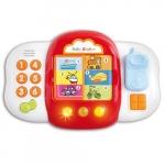 Consola pentru copii cu efecte sonore si luminoase