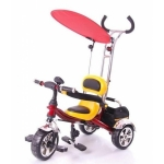Tricicleta pentru copii Ares KR01 Galbena