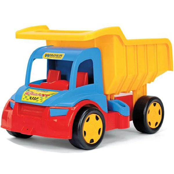 Basculanta Gigant Truck cu capacitate de