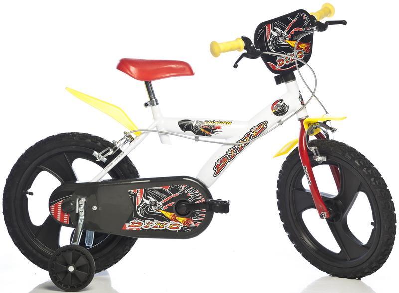 Bicicleta copii 163 GLN 16