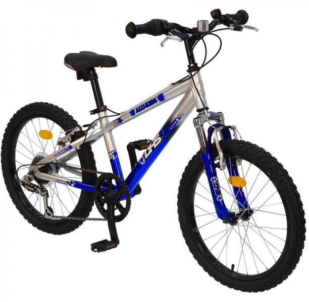 Bicicleta copii Alu Kids 2023-6V