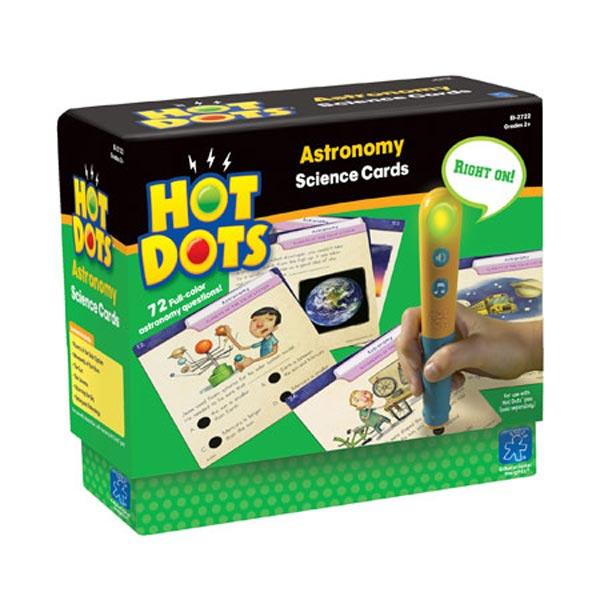 Carduri Hot Dots Astronomie