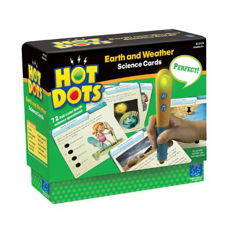 Carduri Hot Dots Pamantul si vremea