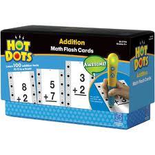 Carduri Hot Dots Matematica Adunari