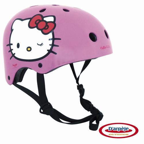 Casca protectie copii Hello Kitty XS