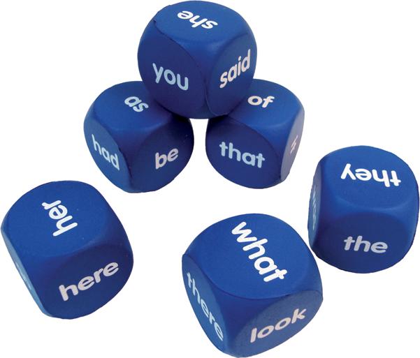 Cuburi - cuvinte la prima vedere