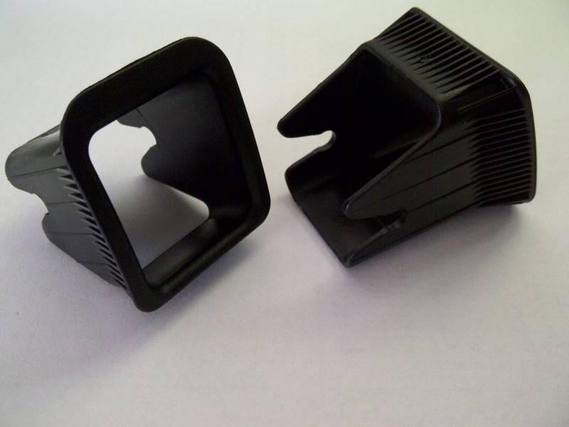 Ghidaje plastic pentru isofix scaun auto