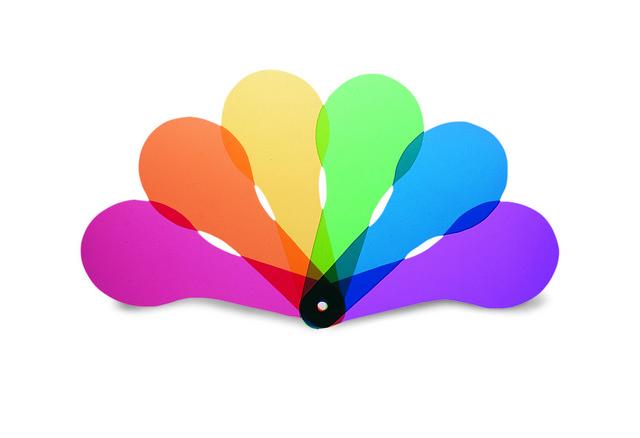 Palete in culori