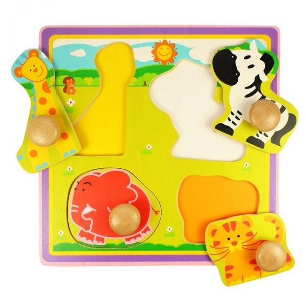 Puzzle - Animale salbatice