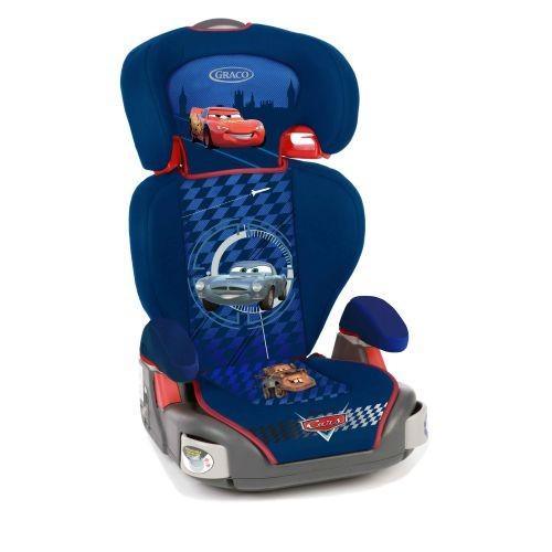 Scaun auto Junior Maxi Plus Racing Cars