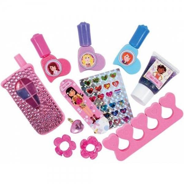 Set creatie fetite Glitter Party Kit