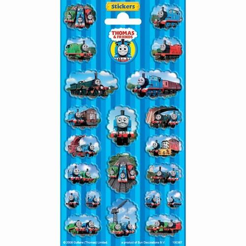 Set de autocolante Thomas and Friends