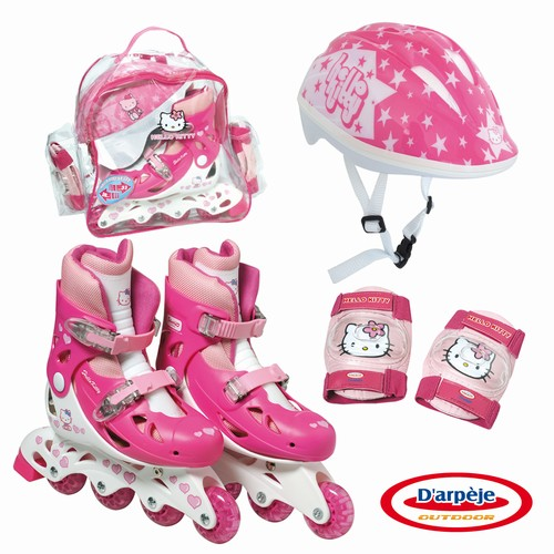 Set role Hello Kitty