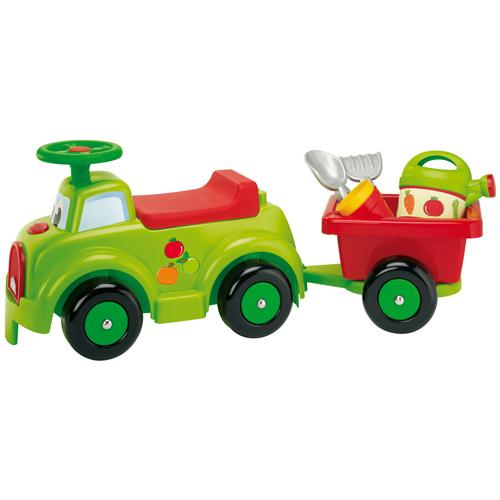 Tractor cu Remorca imagine