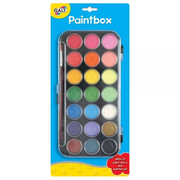 Acuarele Paintbox