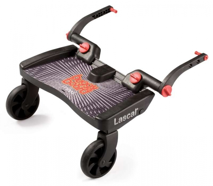 Adaptor Buggyboard MAXI Red