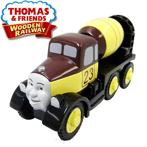 Betoniera Patrick Thomas Wooden Railway