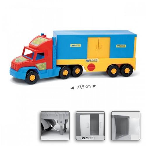 Camion Super Truck cu container
