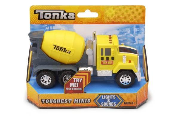 Camion cu mixer ciment (asistenta) - 585