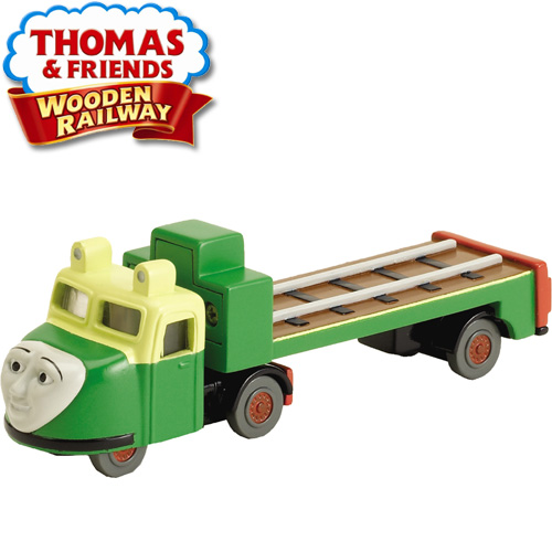Camionul Madge Thomas Wooden Railway