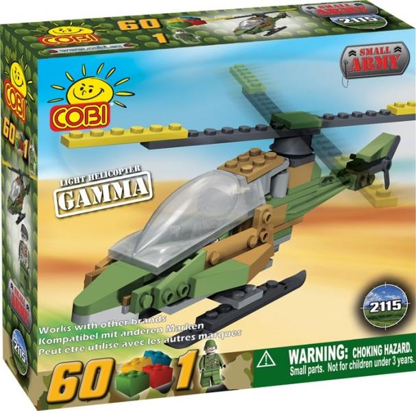 Elicopter militar GAMMA monopost - 2115