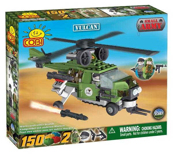 Elicopter militar Vulcan pentru atac - 2