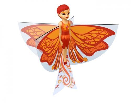 FairyFly (primvara, vara, toamna, iarna)