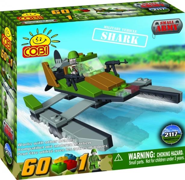Hidroglisor militar Shark - 2117
