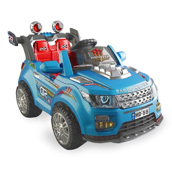 Jeep electric cu telecomanda 1205