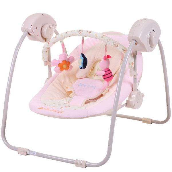 Leagan Baby Swing cu Conectare la Priza