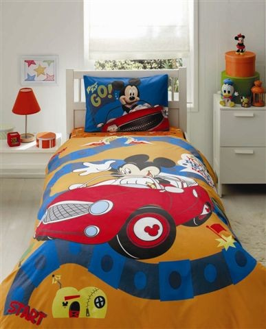 Lenjerie Mickey Mouse Club House