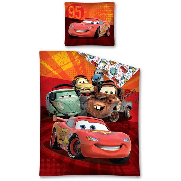 Lenjerie de pat Cars CARS03BDC