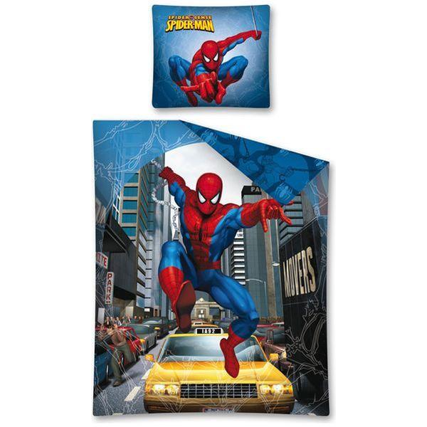 Lenjerie de pat Spiderman 160 x 200cm SM