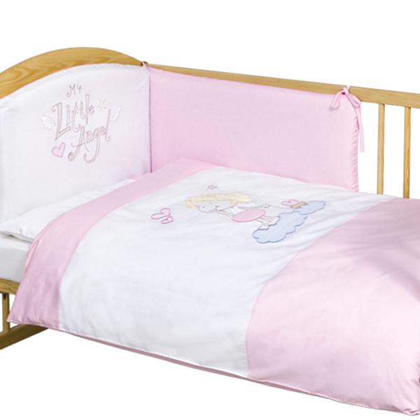 Lenjerie de pat cu 3 piese  My little An