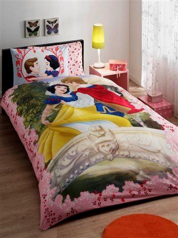 Lenjerie pat Snow White Love 2