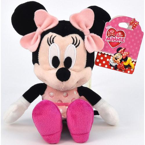 Mascota I Love Minnie 20 cm