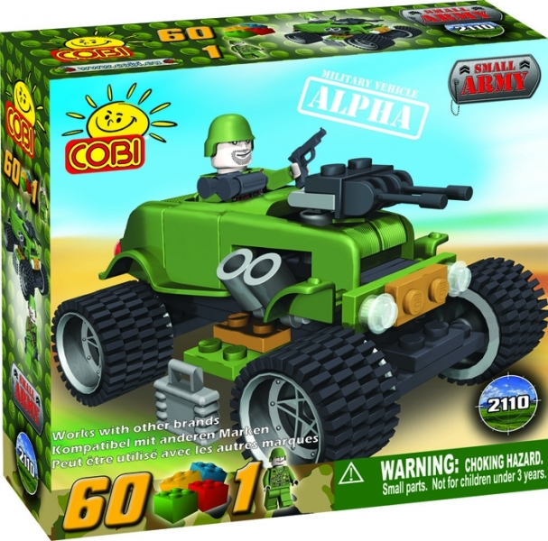 Masina militara ALPHA - 2110