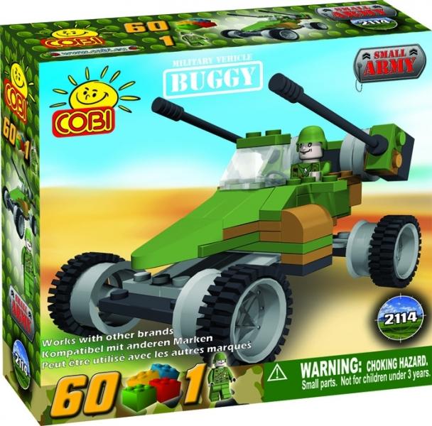 Masina militara BUGGY - 2114