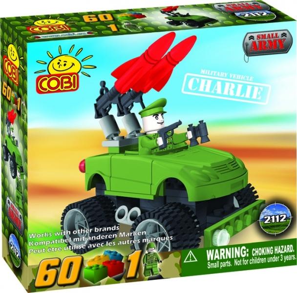 Masina militara CHARLIE - 2112