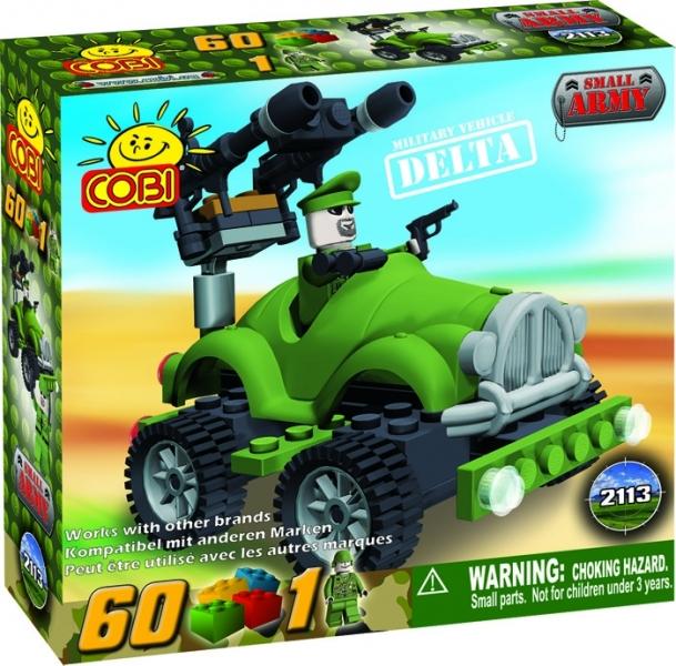 Masina militara DELTA - 2113