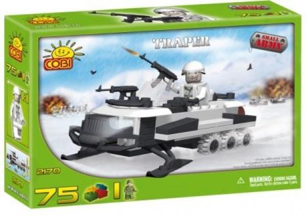 Masina militara Traper - 2170
