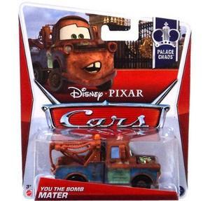 Masinuta Cars 2 - The Bomb Mater