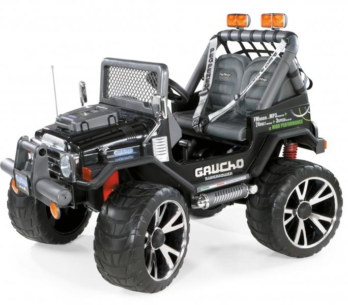 Masinuta Gaucho SuperPower 24V