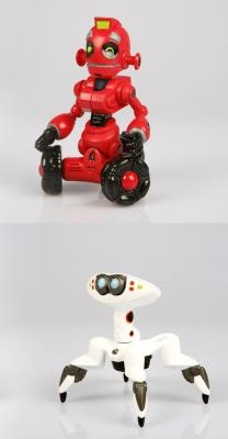 Nano Roboquad + Tribot