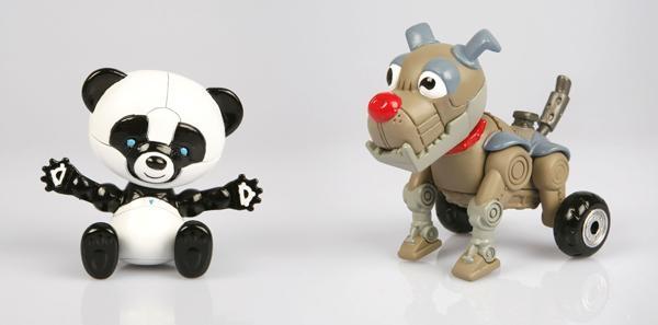 Nano Wrex + Panda