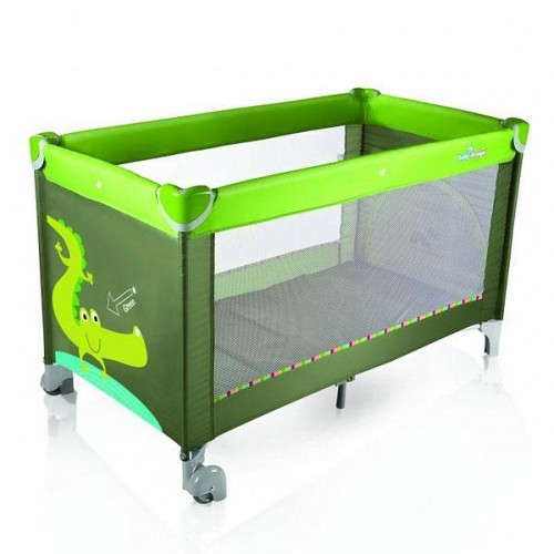 Patut pliabil Simple Verde