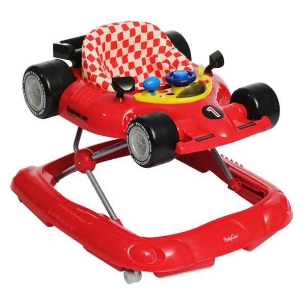 Premergator Baby Walker Formula 1