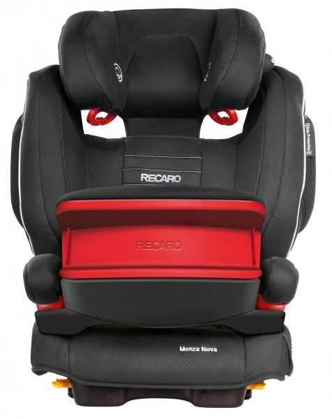 Scaun auto copii Monza Nova IS Black